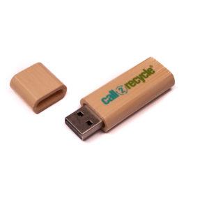 Wood USB 604