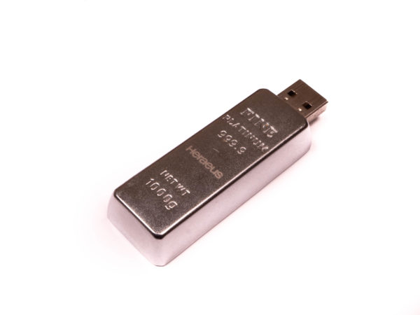 Platinum Bar USB