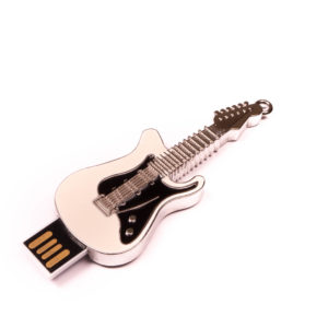 Guitar shape USB