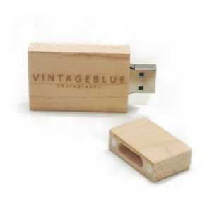 wood flash drive 610