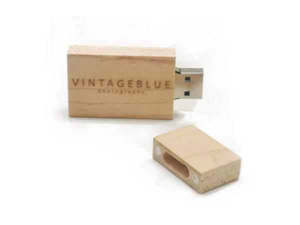 wood flash drive 610
