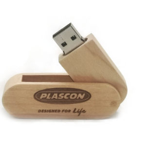 Wood Bamboo USB Flash Drives