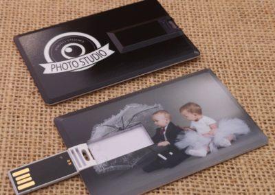 USB card for photographers