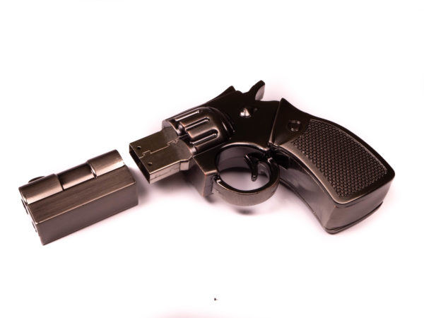Gun Shape USB