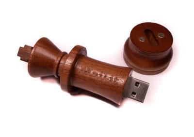 Chess piece USB
