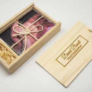 Pine USB and print box