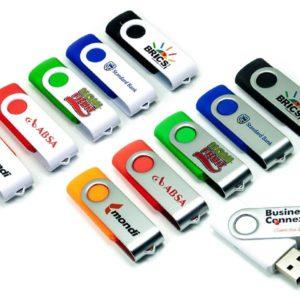 Swivel USB Drives on Promotion