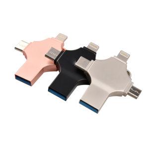 4-in-1 OTG USB